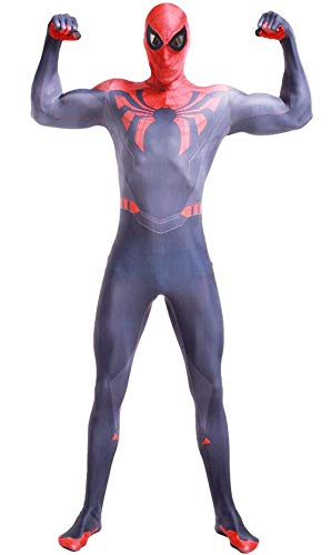 - Hacostumes Unisex Lycra Spandex Zentai Halloween Cosplay Costumes for Audlt/Kids:Homecoming