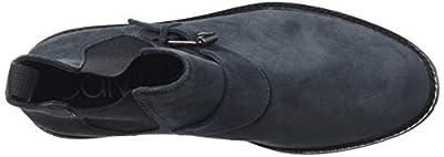 Calvin Klein Men's Upton Calf Suede Ankle Boot,