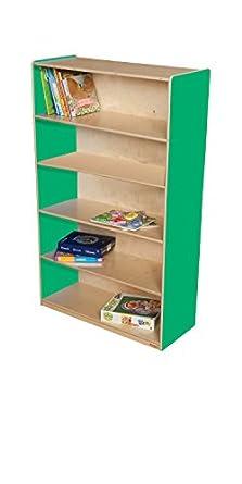 Wood Designs WD12960G Bookshelf 60 X 36 15quot H W