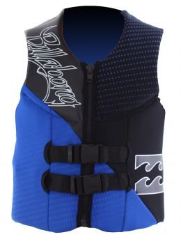 BILLABONG REWIND Weste 2013 blue, XS