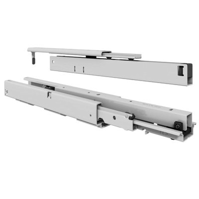 Fulterer FR771 Soft Close No.250 Class Pantry Pullout Slide 22 in.