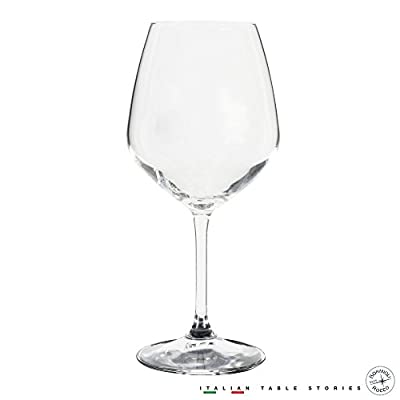 Bormioli Rocco Restaurant Glass, Set of 4