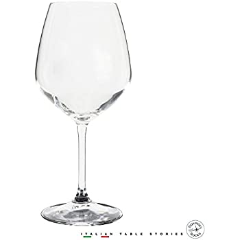 Amazoncom Bormioli Rocco Restaurant Red Wine Glass Set Of - What is a dealer invoice rocco online store