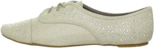 Not Rated Women's Pink Star Oxford,Grey,7.5 M US