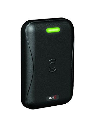 aptiQ MT15 Multi-Technology Single Gang Reader, (Single Gang Readers)