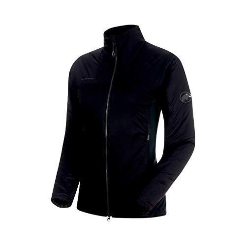 (Mammut 1013-00530 Women's Rime in Hybrid Flex Jacket, Black/Phantom - M)