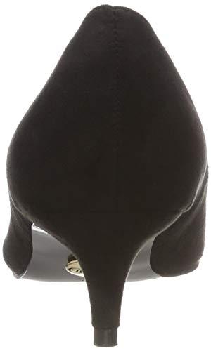 Scarpe Suede Imi Con 01 Amber Nero S0071a 00 Donna black Buffalo Tacco q4IBx