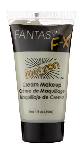 Mehron Makeup Fantasy F/X Water Based Face & Body Paint (1 oz) (ZOMBIE FLESH)
