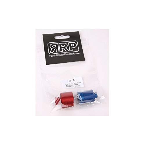 RRP Bearing Kit-609 2RS kogellagers, volwassenen, uniseks, zwart, eenheidsmaat