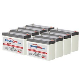 Emerson-Liebert Powersure 2200 UPS (PS2200RM) - Brand New Compatible Replacement Battery Kit
