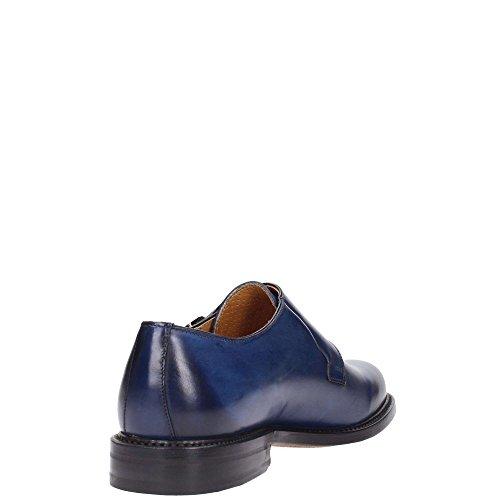 Berwick 1707 4335 Doppia Fibbia Uomo blu