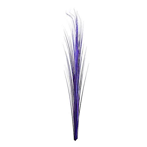 12 Pieces Purple Plain 21