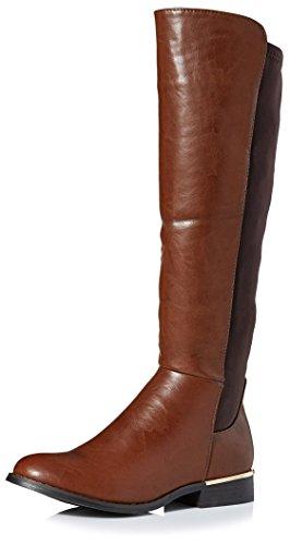 Boot Stretch Tall Rush Modern Women's Brown wqtISz