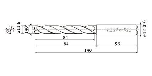 AMERICAN DRILL BUSHING ENHD 10K LB 1-8 1.20 EN33106