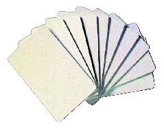 VISONIC CRD-25SL SLOTTED & NUMBERED CARDS PK-25