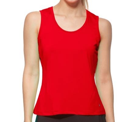 Fila Women's Core Full Coverage Tennis Tank Shirt