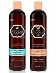 HASK - Monoi Coconut Oil Nourishing Shampoo & Conditioner -