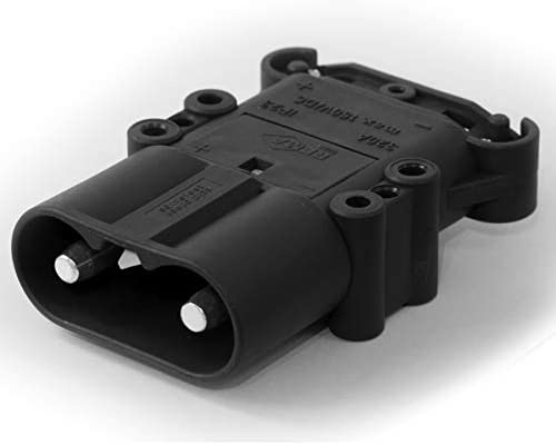 DIN 160A 150V Socket with 50 mm2 Main Contacts Acid Resistant // 95017-08 // Max Sold by OEM Xpress 150V//160A
