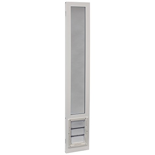 Ideal Pet Products VIP Vinyl Insulated Pet Patio Door (Sliding Glass Door Dog Medium)