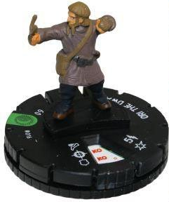 (Heroclix The Hobbit: An Unexpected Journey #016 Ori the Dwarf with Character)