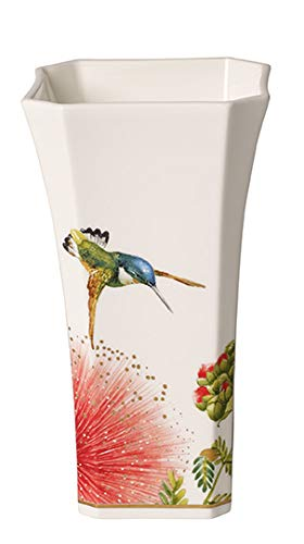 Villeroy & Boch Amazonia Gifts Small Vase, Bone China, Multi-Colour
