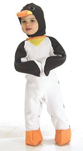 [Penguin Baby Costume - Infant] (Penguin Halloween Costumes For Baby)