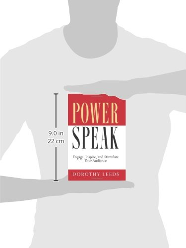 Power Speak: Engage, Inspire, and Stimulate Your Audience by Career Press
