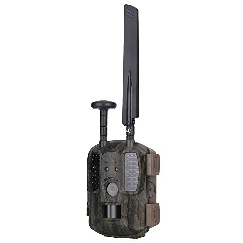 Hunting Camera with GPS HD Camera Monitor Infrared Outdoor Forest Hunting Camera ()