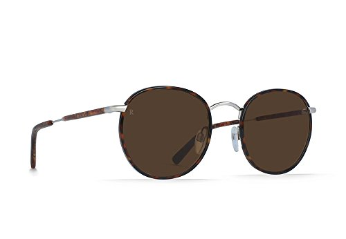Raen 100U172MAS Mason Windsor Rim Sunglasses, Burlwood/Brown - - Windsor Rim