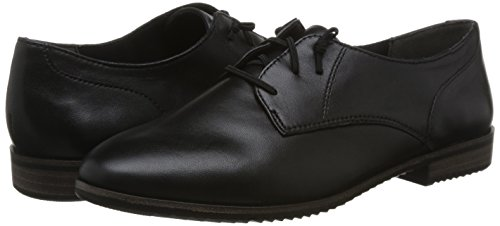 20 Lace Leather Tamaris Black 23204 Womens Ups 1 8fInTE