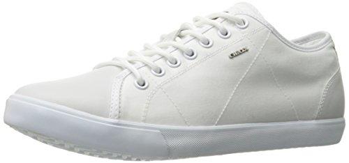 C Men's White Sneakers Geox WHITE SMART U 40ptq