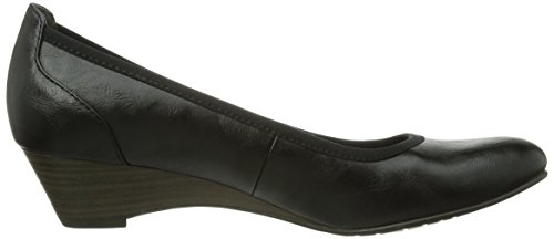 Tamaris 22129 Damen Pumps Schwarz (Black 001)