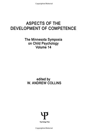 Aspects of the Development of Competence: the Minnesota Symposia on Child Psychology, Volume 14 (Minnesota Symposia on C
