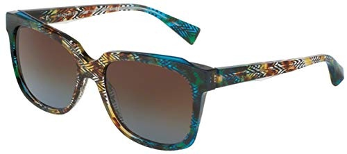 Sunglasses Alain Mikli A 5027 F00213 HAVANA/BLUE (Mikli Sunglasses)