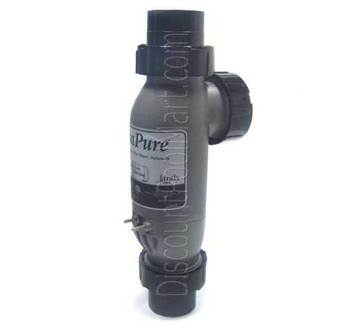 Zodiac R0452400 3-Harbour Cell Replacement Kit for Zodiac Jandy PureLink APURE1400 AquaPure Water Purification System