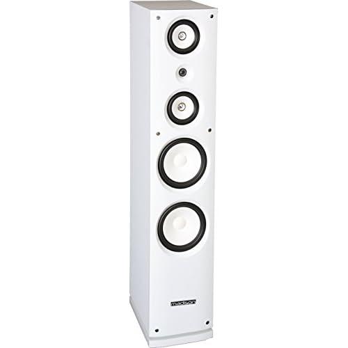 chollos oferta descuentos barato Madison MAD 858F WH Altavoz Hi Fi de 180 W color blanco
