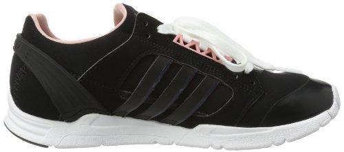 adidas Originals TECH SUPER LITHE W D65182 Damen Sneaker Schwarz (BLACK 1 / BLACK 1 / ST FADE ROSE S14)