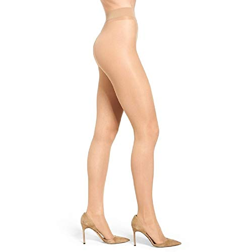 Marilyn Naked Luxe Silky Tights 40 Denier (Nude, M)