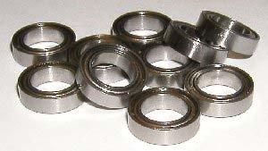 "Sale Lot of 10 Ball Bearing SR188ZZ 1//4/""x 1//2/""x 3//16/""inch Stainless Steel R188ZZ"