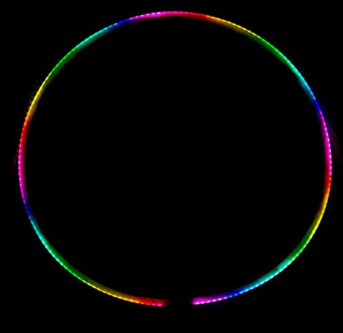 Aurora - Profi LED Hula-Hoop mit 80 LEDs
