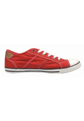 4058305 Espadrilles Rot Rouge 5 Mustang Homme g1wqn16