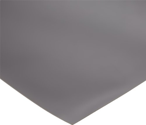 Nylon 6/6 Sheet, Opaque Black, Standard Tolerance, ASTM D5989, 1/32'' Thickness, 12'' Width, 12'' Length by Small Parts
