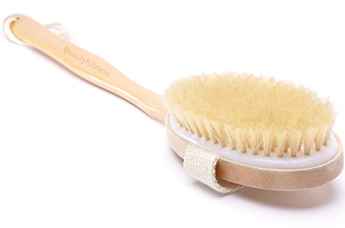 brushing increase circulation
