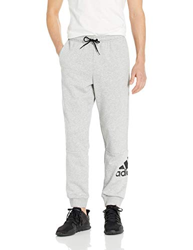 adidas Mens Badge Of Sport Fitted Pants