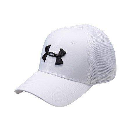 UNDER ARMOUR(アンダーアーマー)メンズ ゴルフキャップ スレッドボーン クラシックメッシュキャップ 帽子 1305017