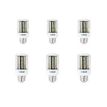 8W E14 B22 E26/E27 Bombillas LED de Mazorca B 136 SMD 5733 750-