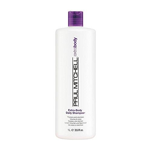 Paul Mitchell Extra-Body Daily Shampoo, 33.8 Ounce