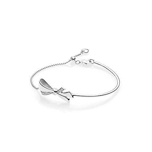 Pandora Brilliant Bow Bracelet 18cm 597242CZ2