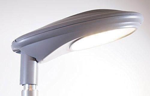 Luxis lampione a led illuminazione stradale resistente