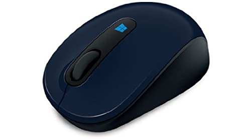 Microsoft Sculpt Mobile Mouse - Wool Blue (43U-00011) (Mouse Wireless Microsoft Blue)